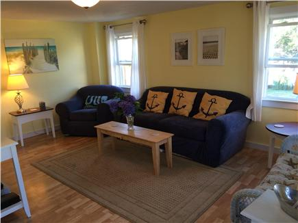 Dennis Cape Cod vacation rental - Bright and Airy Living Room
