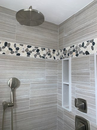 Dennis Cape Cod vacation rental - Master suite spa shower