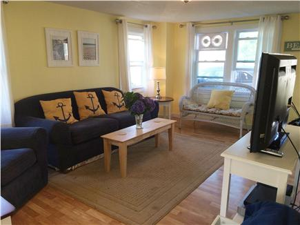 Dennis Cape Cod vacation rental - Bright and Airy Living Room2