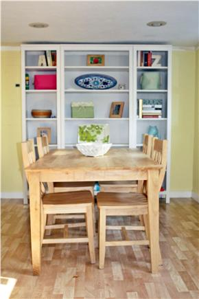 Dennis Cape Cod vacation rental - Open Dining Room