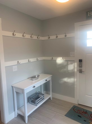 Dennis Cape Cod vacation rental - All your beach gear neatly stored in the mudroom