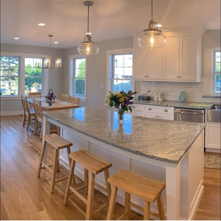 Dennis Cape Cod vacation rental - Bright, Open Kitchen & Dining