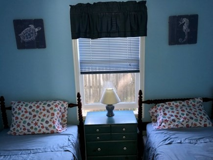 42 Hiawatha Road Harwichport Cape Cod vacation rental - Cottage Bedroom