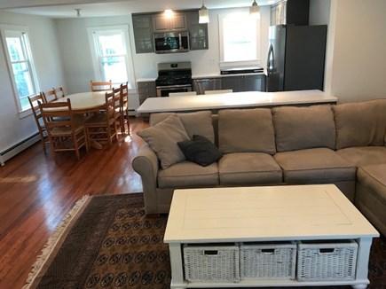 42 Hiawatha Road Harwichport Cape Cod vacation rental - Great Room Main house