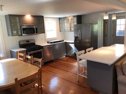 42 Hiawatha Road Harwichport Cape Cod vacation rental - New Kitchen Main House