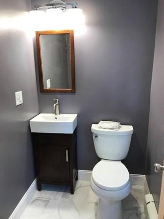 42 Hiawatha Road Harwichport Cape Cod vacation rental - New bathroom main house