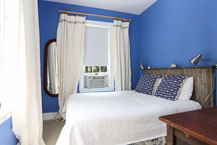 Orleans Cape Cod vacation rental - The blue BR on the 1st floor is located right off the foyer