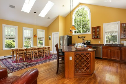 Orleans Cape Cod vacation rental - The cavernous cook's kitchen comes fully equipped