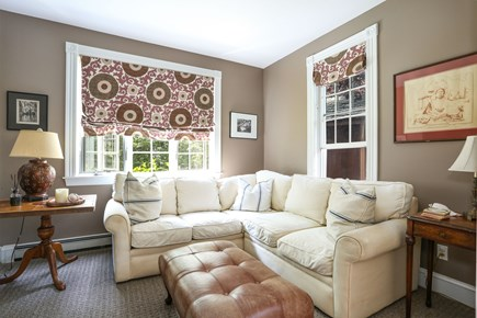 Orleans Cape Cod vacation rental - The den features a large screen smart TV