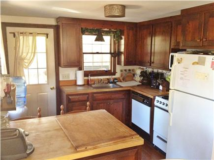 North Eastham Cape Cod vacation rental - Fully equipped kitchen.