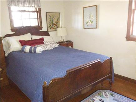 North Eastham Cape Cod vacation rental - First floor bedroom with double bed.