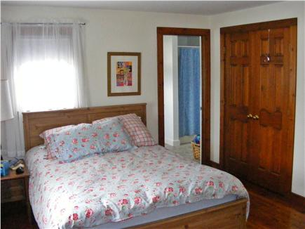 TRURO Cape Cod vacation rental - Master Bed with Bath 1st floor
