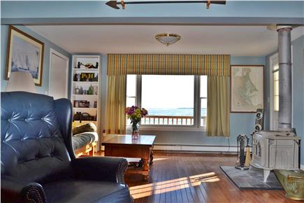 kingston MA vacation rental - Beautiful view when lounging on the couch