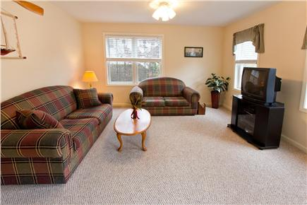 Mashpee Cape Cod vacation rental - Living Room - Relaxed Cape Cod Living At Its Best