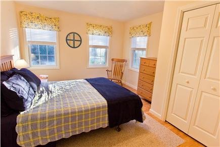 Mashpee Cape Cod vacation rental - First Floor Bedroom with Queen Bed