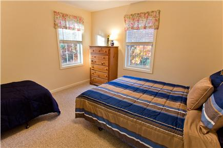 Mashpee Cape Cod vacation rental - Fourth Bedroom with a Queen and Twin Bed