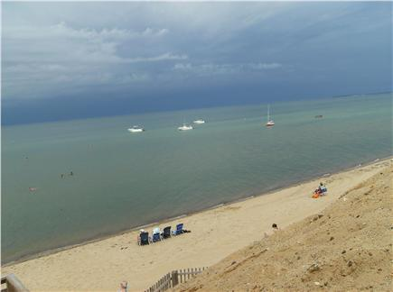 Eastham Cape Cod vacation rental - Beautiful Thumpertown Beach just a 1/2 mile away