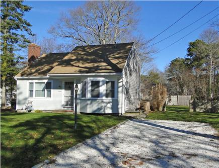 West Yarmouth Cape Cod vacation rental - Seashell driveway welcomes you