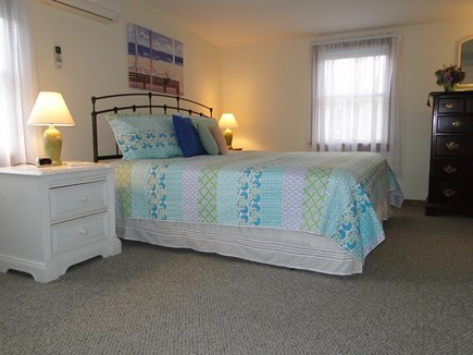 West Yarmouth Cape Cod vacation rental - Upstairs Master bedroom with king bed and walk-in closet
