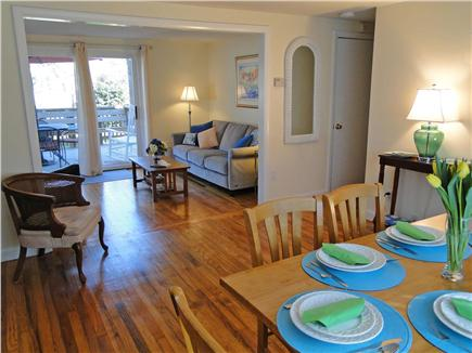 West Yarmouth Cape Cod vacation rental - Home is bright, sunny, and clean