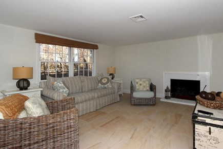 Orleans Cape Cod vacation rental - Lower Level Living room area