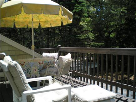 Harwich Cape Cod vacation rental - Sunny, private balcony