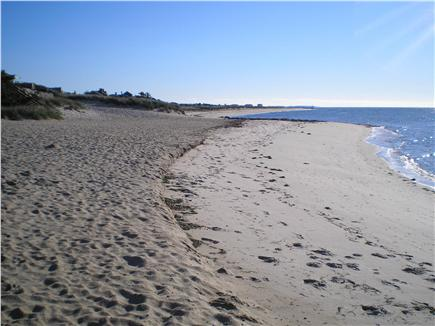 Harwich Cape Cod vacation rental - Nantucket Sound beach just a 5-minute walk away