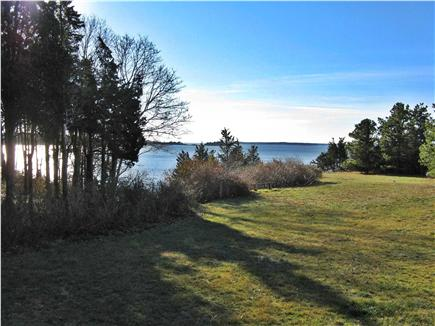 East Orleans Cape Cod vacation rental - View from the water side