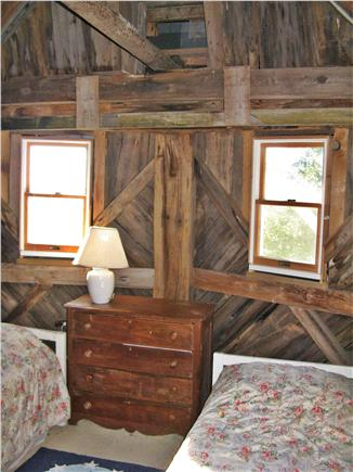 East Orleans Cape Cod vacation rental - Mill Loft with Twin Beds