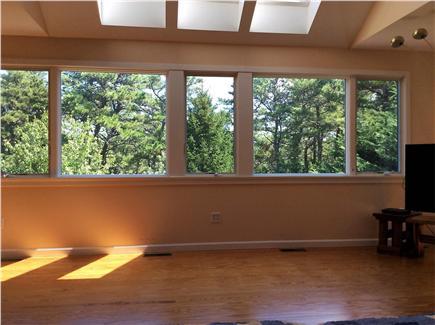 Wellfleet Cape Cod vacation rental - View from master bedroom