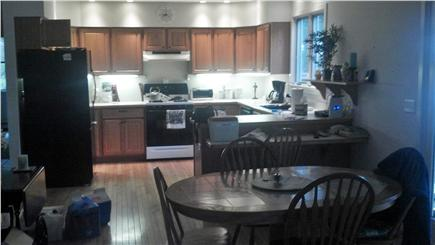 Wellfleet Cape Cod vacation rental - Kitchen & dining table