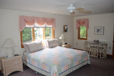 Mashpee Cape Cod vacation rental - 2nd floor king suite with large master bath, tv & walk in closet