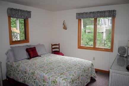 Mashpee Cape Cod vacation rental - First floor queen bedroom, 2 bureaus and closet