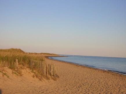 Mashpee Cape Cod vacation rental - Gorgeous South Cape beach on warm Vineyard sound