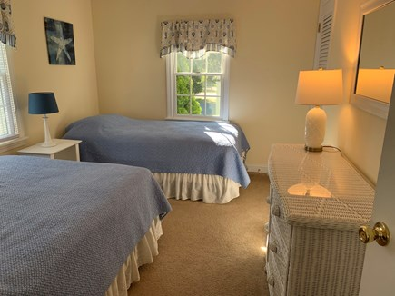 Dennis Cape Cod vacation rental - Third bedroom with full size bed and twin