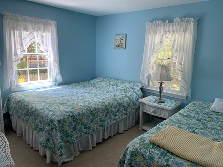 Dennis Cape Cod vacation rental - Second bedroom with Queen and full size bed