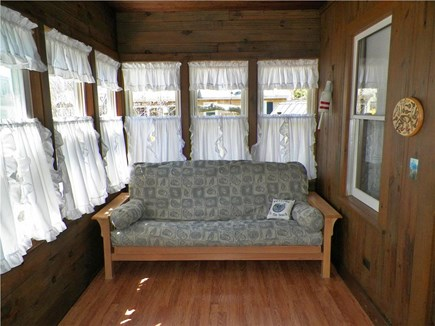 Yarmouth Cape Cod vacation rental - Sunroom with futon