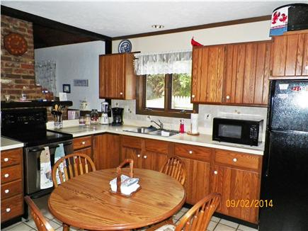 Yarmouth Cape Cod vacation rental - Cozy eat-in kitchen