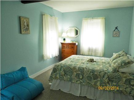 Yarmouth Cape Cod vacation rental - Bedroom with small futon