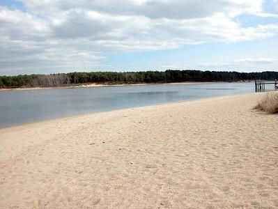 Falmouth Cape Cod vacation rental - Walk 3/10 mile to Bayside Beach