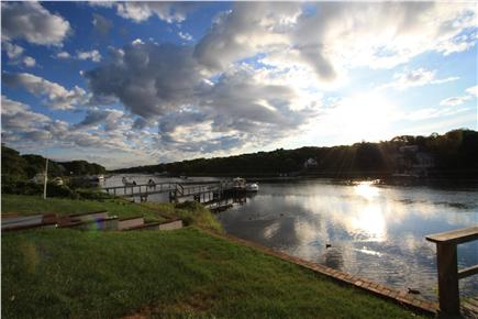 Falmouth Cape Cod vacation rental - Panoramic water views!