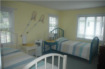 Falmouth Cape Cod vacation rental - 2nd bedroom - 2 twins