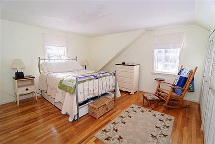 Brewster Cape Cod vacation rental - Second floor master (full size bed w/ twin trundle)