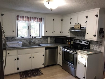 South Dennis Cape Cod vacation rental - Updated Kitchen