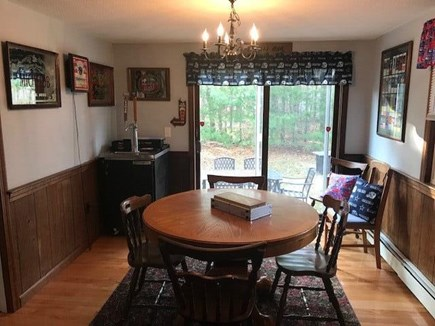 South Dennis Cape Cod vacation rental - 1st Floor Game Room
