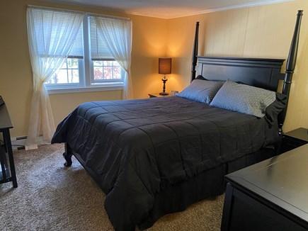 South Dennis Cape Cod vacation rental - 1st Floor Bedroom (queen bed)