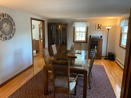 South Dennis Cape Cod vacation rental - Dining Room (seats 10)