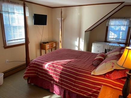 South Dennis Cape Cod vacation rental - 2nd Floor Bedroom (queen bed)