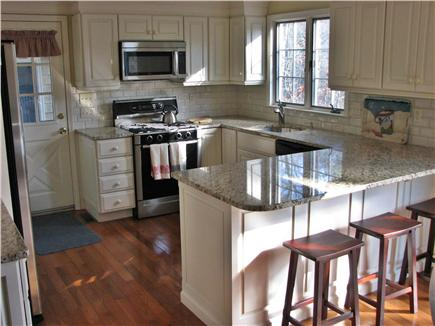 Brewster Cape Cod vacation rental - Updated kitchen with amenities from home