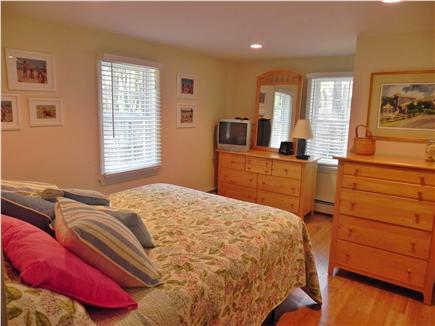 West Dennis Cape Cod vacation rental - First floor bedroom - queen bed